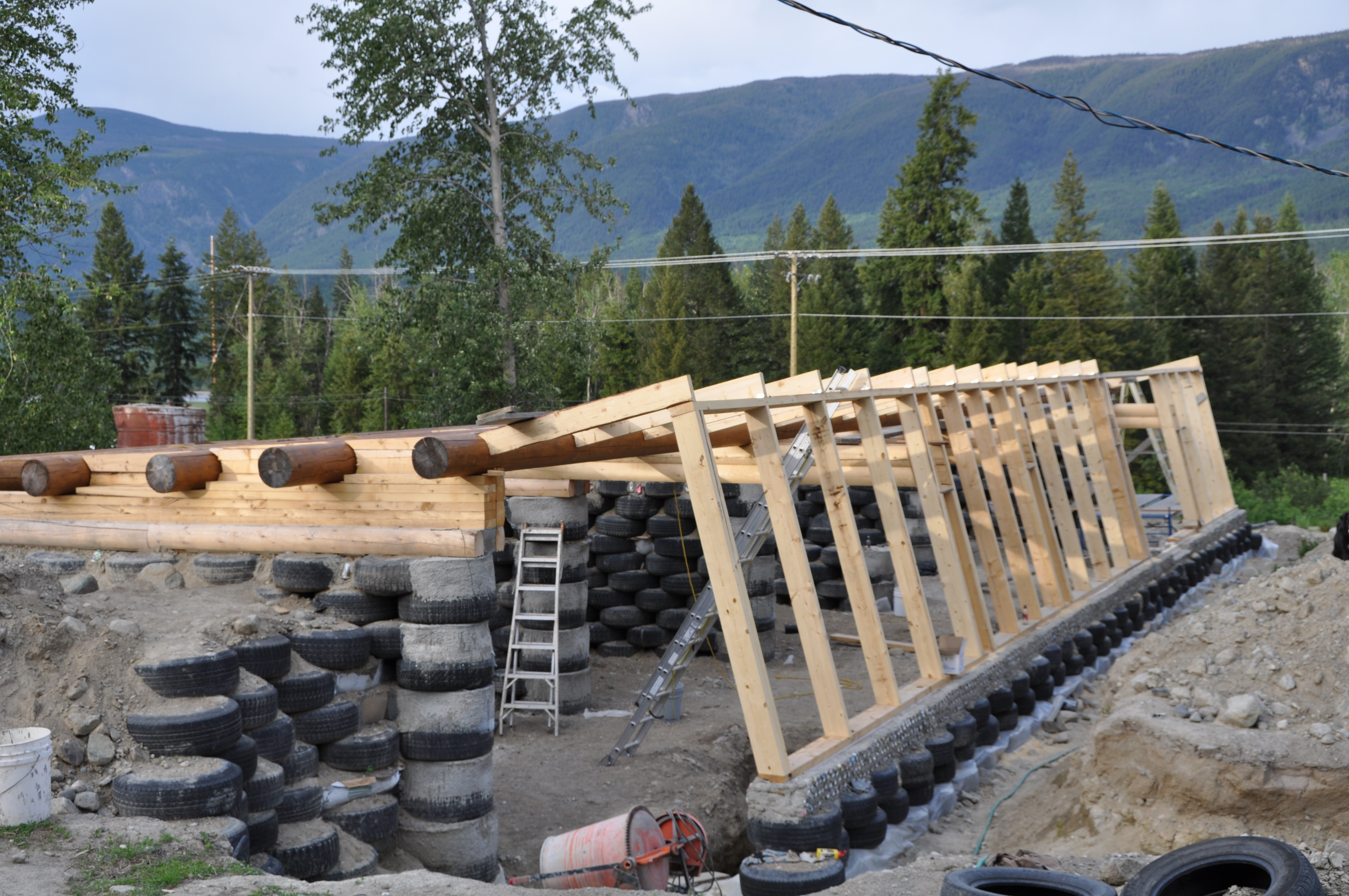 Roof Archives Page 6 Of 7 Darfield Earthship