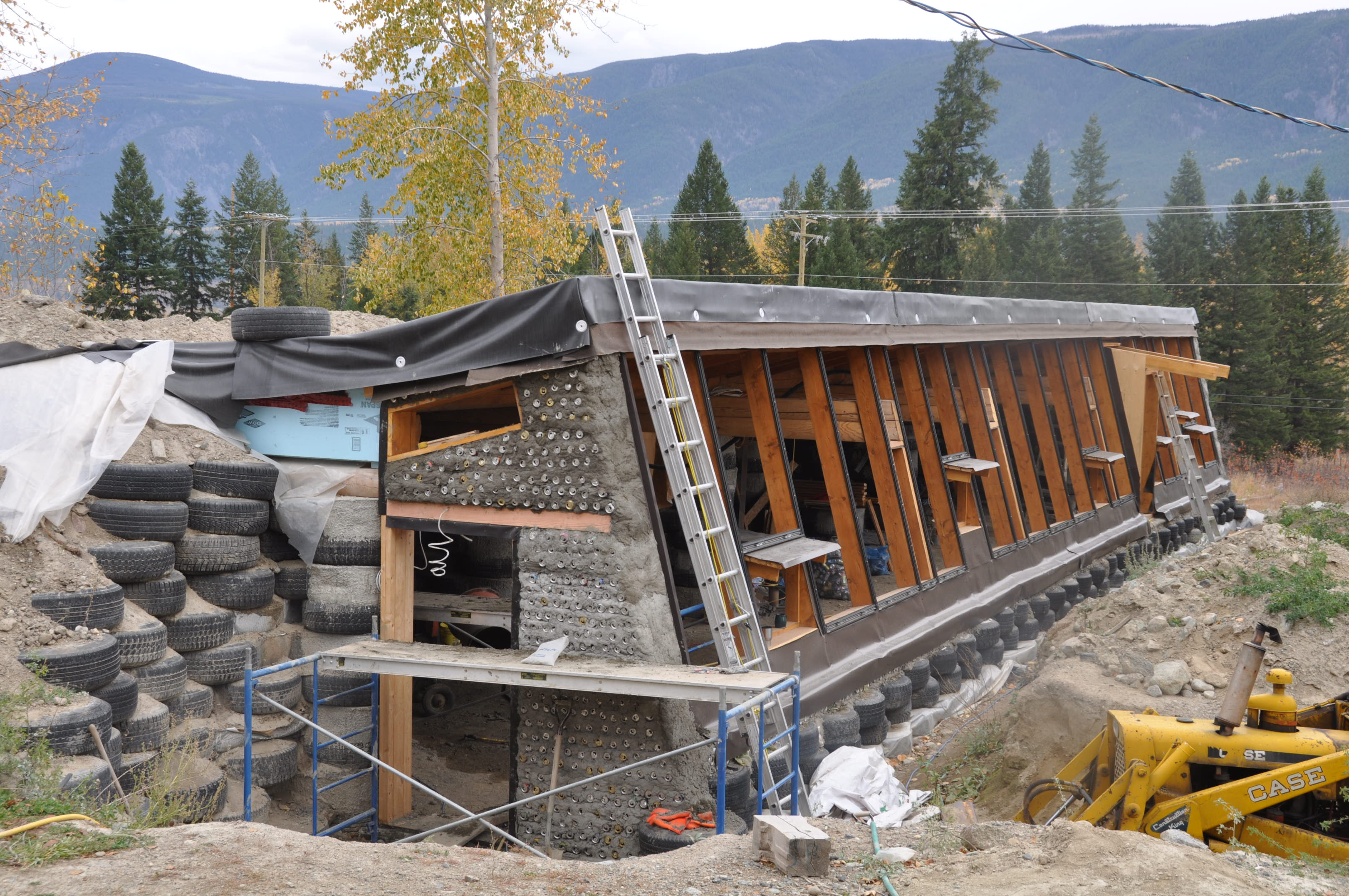 Earth Sheltered Home Floor Plans Can Walls Archives Darfield Earthship